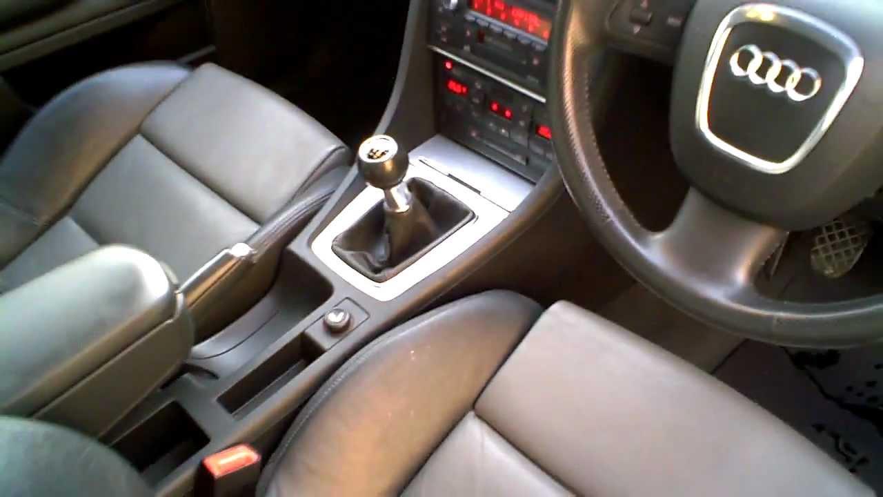 2006 audi a4 avant 2 0 tdi estate s line black manual diesel youtube rh youtube com Audi A4 S-Line Logo manual instrucciones audi a4 s line