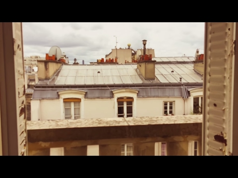 Paris Apartment Tour |  Rooftops | Canal Saint Martin | Vivienne Gucwa