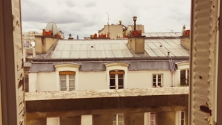 PARIS ROOFTOPS | CANAL ST. MARTIN | AIRBNB | VIVIENNE GUCWA