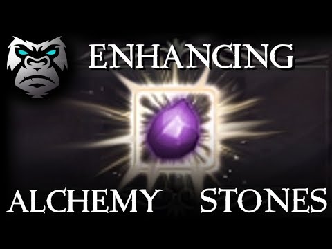 ENHANCING MY ALCHEMY STONE TO SHARP | Black Desert Online Gameplay / BDO |  [ PC Xbox ]
