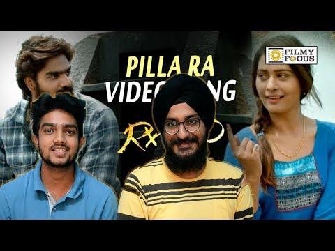 Pillaa Raa REACTION | Anurag Kulkarni | Chaitan Bharadwaj | Parbrahm & Anurag