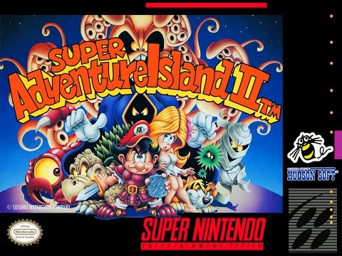 Are the Super Adventure Island Games Worth Playing Today? - SNESdrunk
