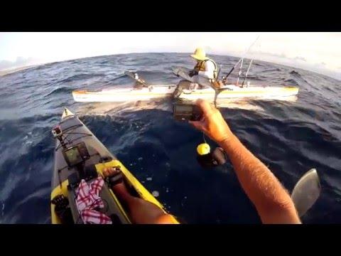 Adder Rock 2016 AKS offshore kayak fishing challenge