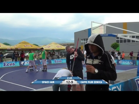 Streetball Ecos Romari - FIBA 3x3 Vitez