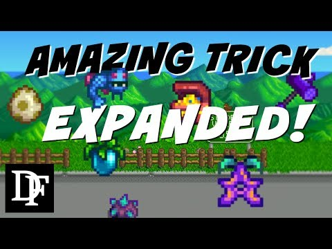 Best Trick Ever Expanded! All The Details You Need! - Stardew Valley