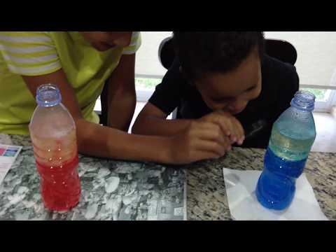 DIY Lmpara de Lava Casera  YouTube