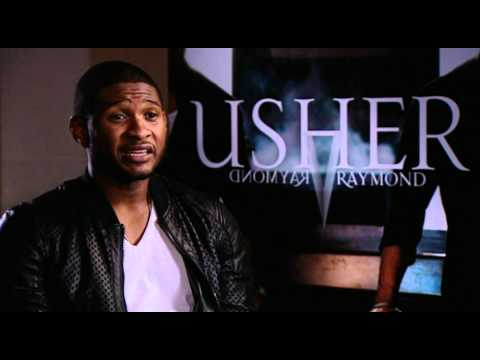 Usher interview on his name and his breakthrough song