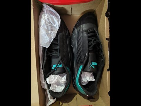 Puma MAPM Future Kart Cat Motorsports AMG Petronas Mercedes Edition  unboxing and review