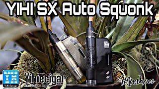 YiHi SX Auto Squonk review.