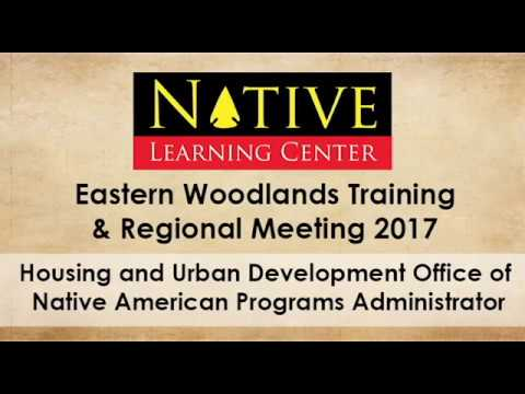 Housing and Urban Development Office of Native American Program Administrator