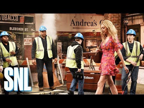 Con Ed Repair Site - SNL