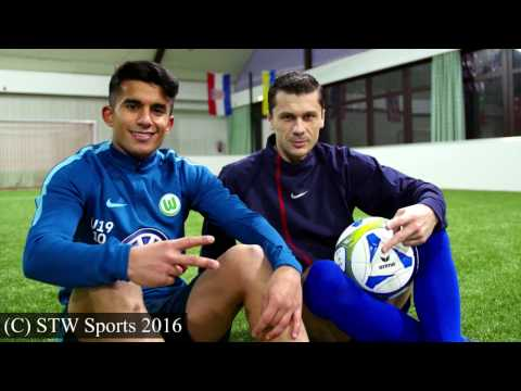 Murat Saglam vom VfL Wolfsburg im Interview