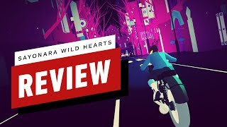 Sayonara Wild Hearts Review (Video Game Video Review)