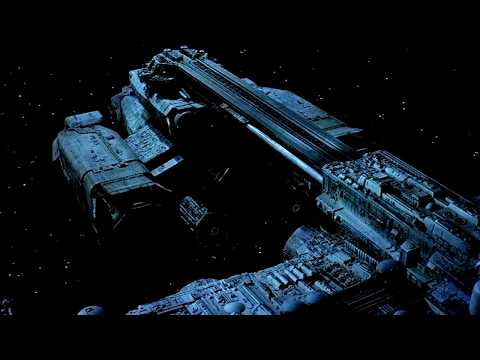 Starship Covenant / Interstellar Space Ambient - Alien Unofficial Soundtrack