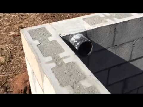 DIY rainwater cistern update 4