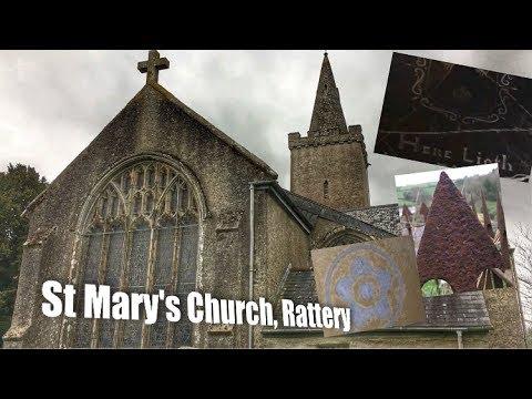 St Mary's Church - Rattery, Devon, U.K.