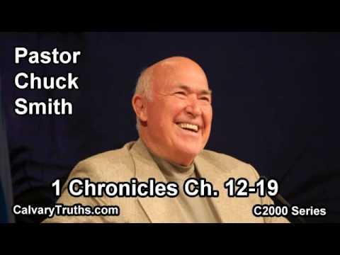 13 1 Chronicles 12-19 - Pastor Chuck Smith - C2000 Series