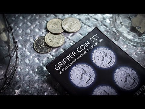 GRIPPER COINS by Rocco Silano