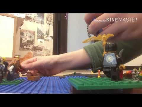 Лего ниндзяго 1 сезон 4 серия