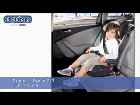 Peg Perego - Viaggio 2-3 Surefix