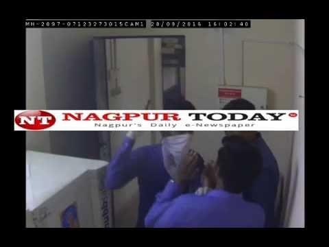 Robbery of Manappuram Gold Loan, Jariptaka Branch | Nagpur Today