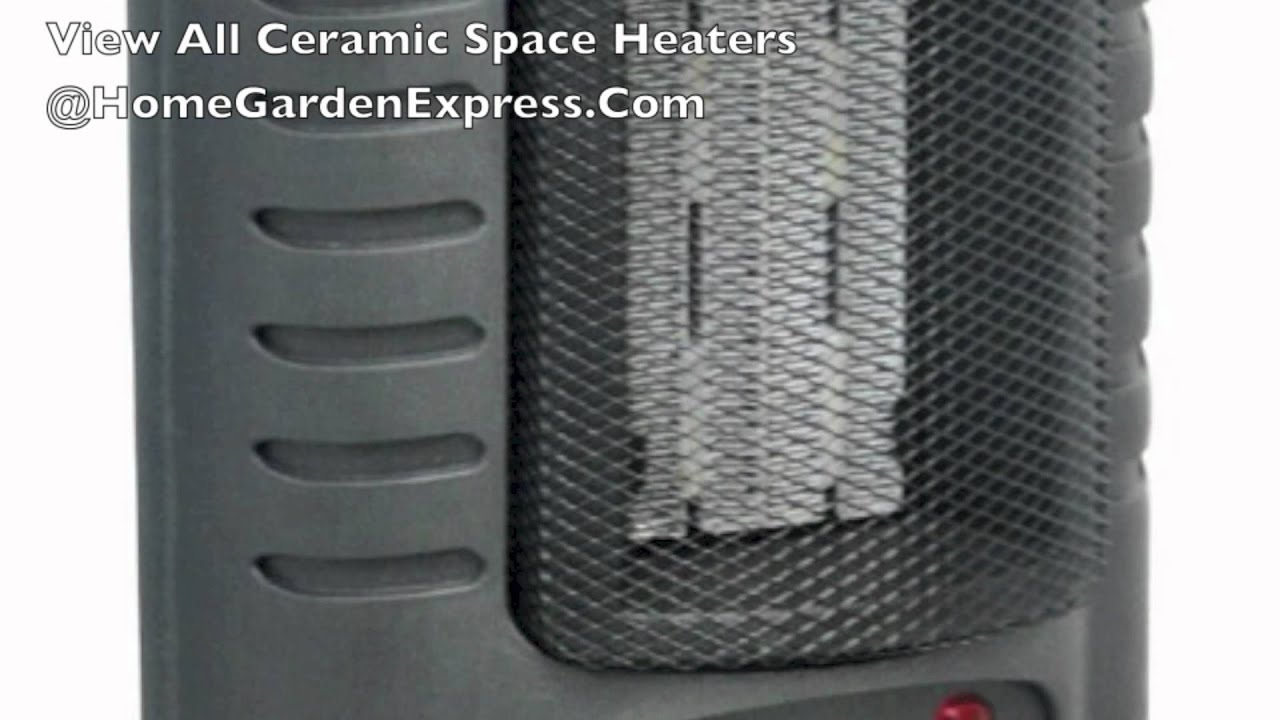 Best ceramic space heater models from energy efficient electric to portable propane gas heaters - Small space heaters energy efficient model ...