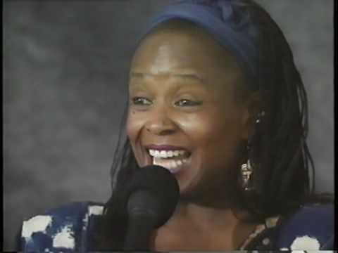 Storyteller Diane Ferlatte/Keys to the Kingdom