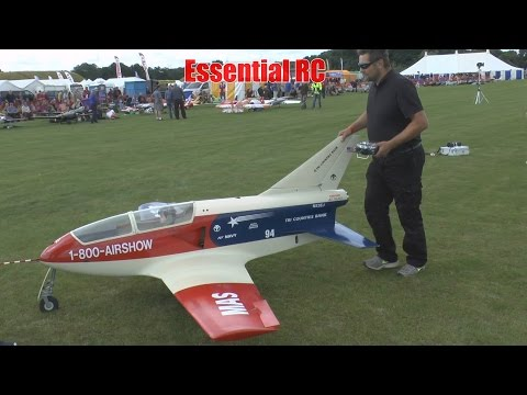GIANT SCALE 66% RC BEDE BD-5J MAS MICROJET
