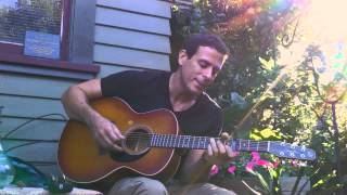 "Dave Ray - ""Love Turns Black"" :: Front Porch Performances @ Urban Homestead"