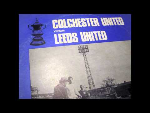 Colchester United vs Leeds United - FA Cup Fifth Round 1971 (First Half)