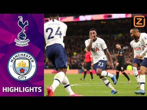DROOMDEBUUT VOOR BERGWIJN! 😍   Tottenham vs Manchester City   Premier League 2019/20   Samenvatting