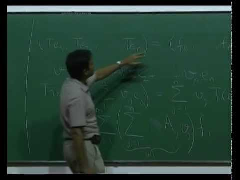 Canonical Forms - I (Equivalence of Matrices) - YouTube