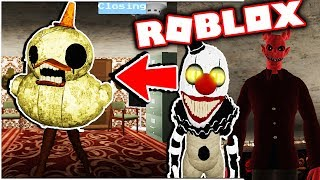 THESE MORPHS ARE SCARY! The Nightmares Dark Deception RP in Roblox!
