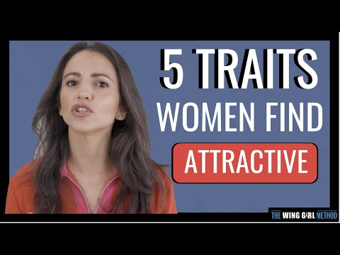 """THESE"" 5 Traits GET Women To Approach YOU 