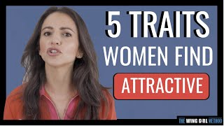 """""""THESE"""" 5 Traits GET Women To Approach YOU 