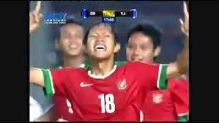 TIMNAS INDONESIA U23 VS TIMOR LESTE U 23 [5-0] MATCH 27 Maret 2015