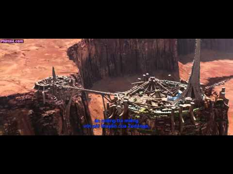 [HD 1080p] Người Hùng Sao Hỏa - John Carter - www.phimx4.com