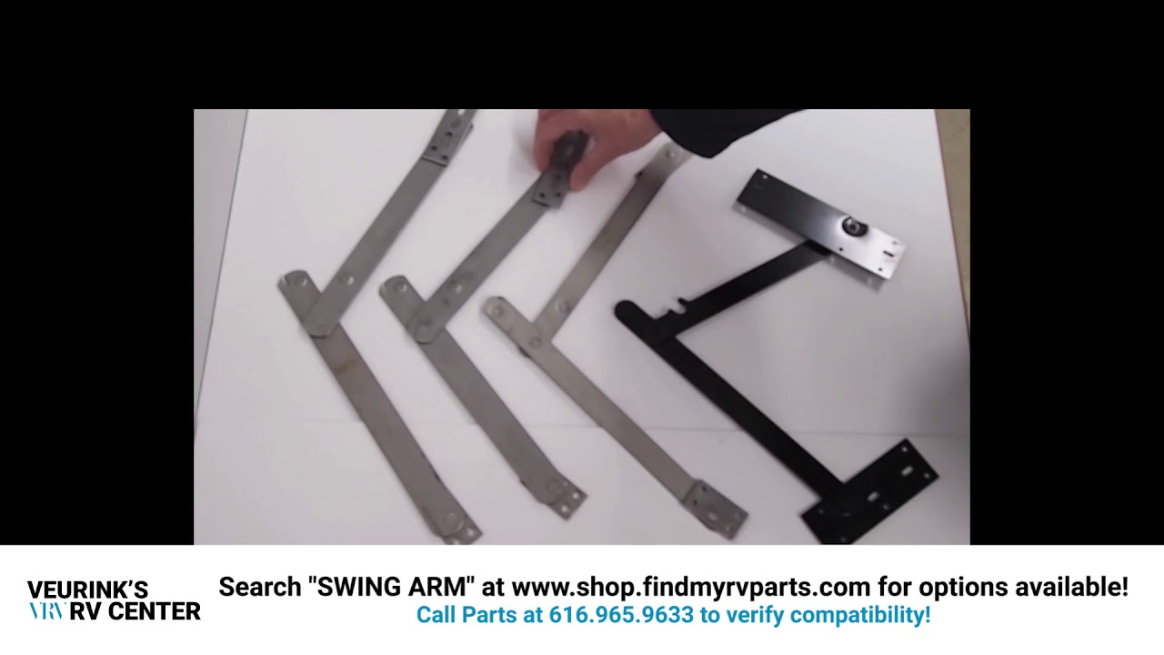 Entry Door Hinge Swing Arm Assembly Veurink S Rv Center