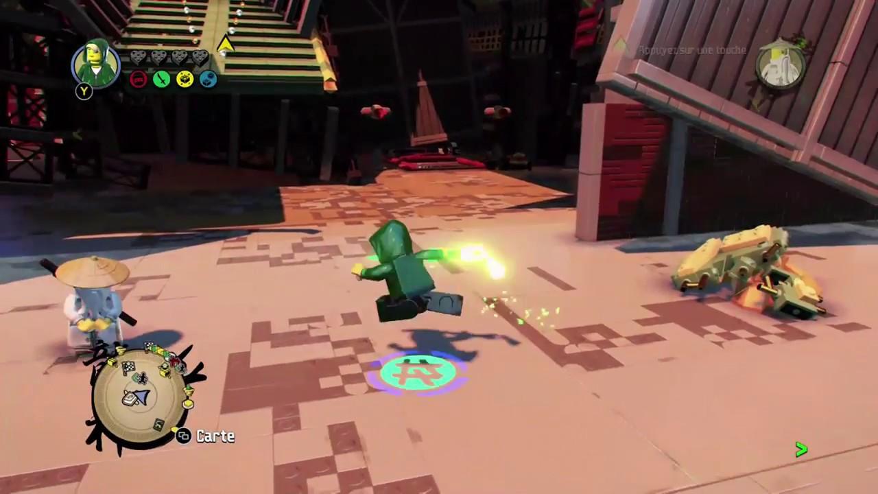 Le dernier personnage code lego ninjago le film le - Personnage ninjago lego ...