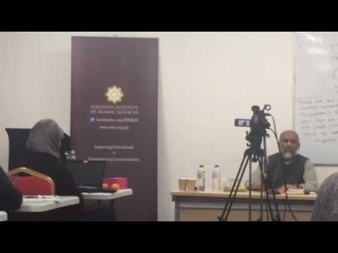 Niqab - Dr Akram Nadwi
