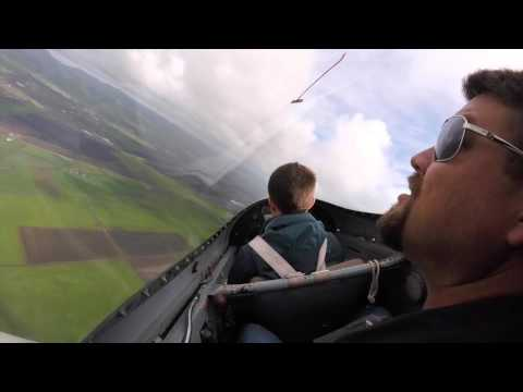 Glider Lesson #6: Thermalling