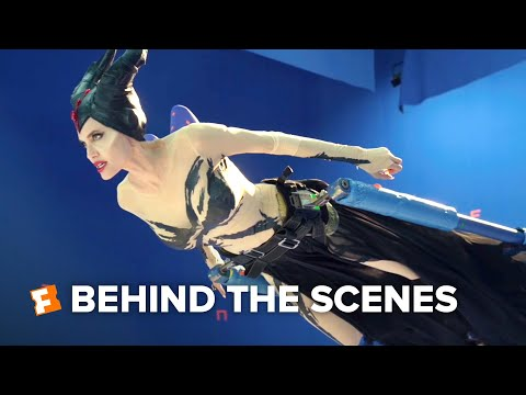 Maleficent: Mistress Of Evil Exclusive Behind The Scenes - Flying The Fey (2019) | FandangoNOW