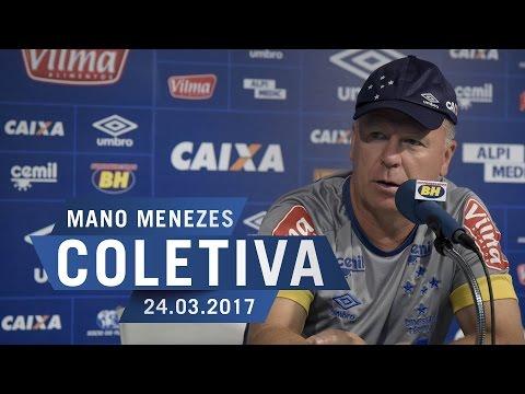 24/03/2017 - Coletiva Téc. Mano Menezes