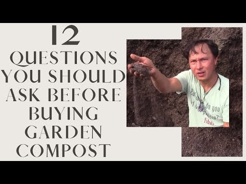 12 Questions You Should Ask Before Buying Garden Compost In Bulk