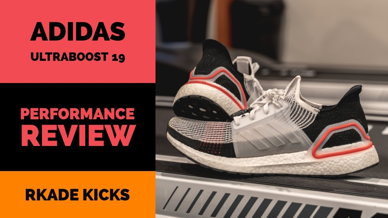 4fcf862699801 adidas Ultraboost 19 Performance Review - YouTube