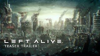 Left Alive - Announcement Teaser