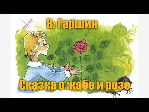 Смотреть онлайн мультфильм о жабе и розе