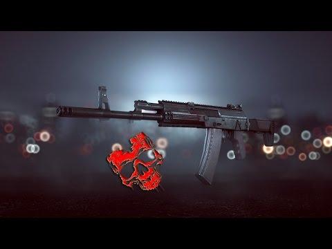 [CS:S|AK47] Battlefield 4 AK-12