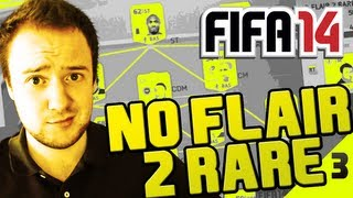 FIFA 14 || No Flair 2 Rare || RTG || Ep. 3 || MOMENT OF MAGIC!
