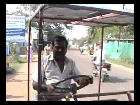 SOLAR POWER CAR INDIA s FIRST TRANSPORT VEHICLE  MAHA